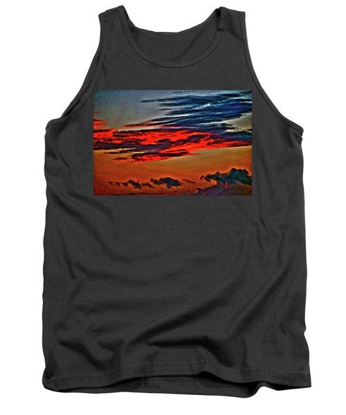 Sunrise Over Daytona Beach Tank Top