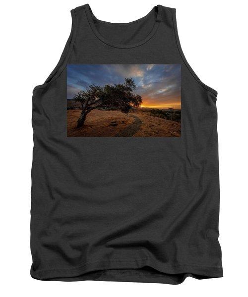 Sunrise Over San Luis Obispo Tank Top