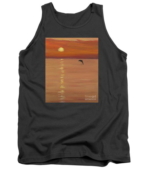 Sunrise Surprise Tank Top by Anne Marie Brown