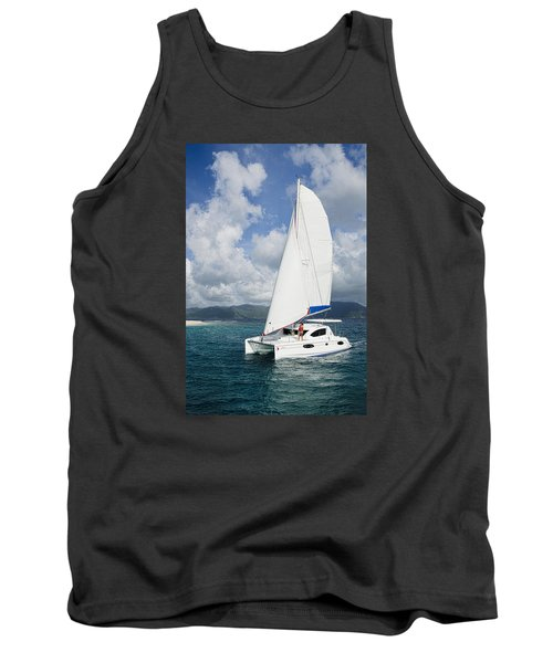 Sunsail Catamaran Tank Top