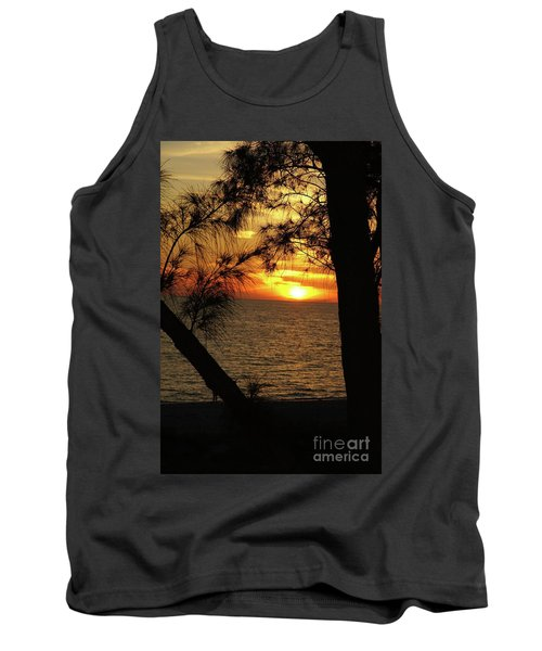 Sunset 1 Tank Top by Megan Cohen