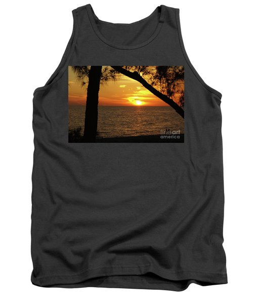 Sunset 2 Tank Top by Megan Cohen