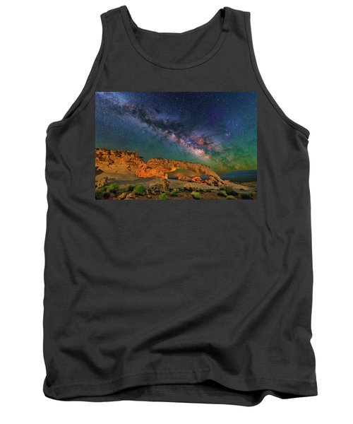 Sunset Arch Tank Top