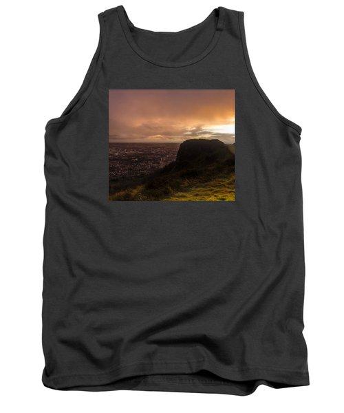Sunset At Cavehill Tank Top