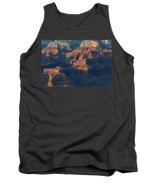 Sunset At The South Rim, Grand Canyon Tank Top