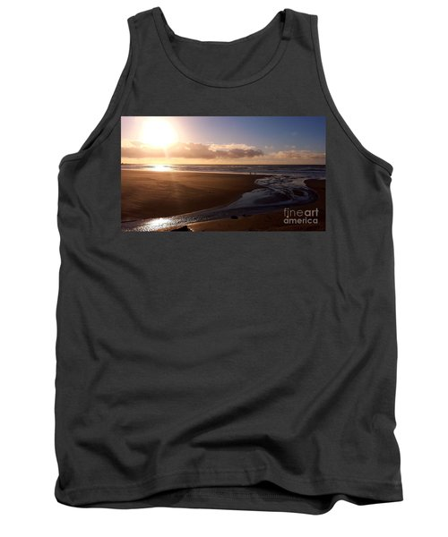 Sunset - Bastendorff Beach Tank Top