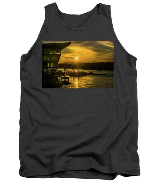 Sunset By The Convention Centre Tank Top
