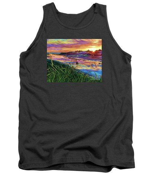 Sunset Creation Tank Top
