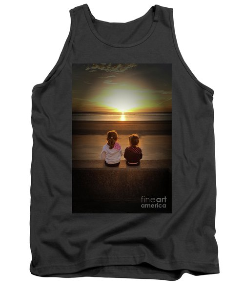 Sunset Sisters Tank Top