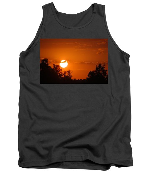 Tank Top featuring the photograph Sunset In Charleston by Donna Bentley