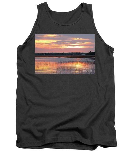 Sunset In South Carolina Tank Top