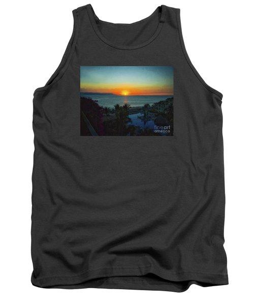 Sunset In Vallarta  ... Tank Top