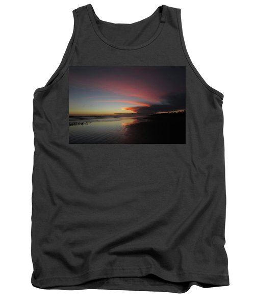 Sunset Las Lajas Tank Top by Daniel Reed