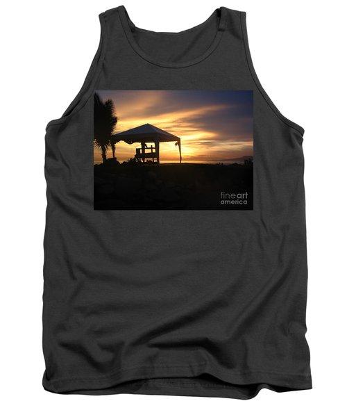 Sunset Massage Tank Top