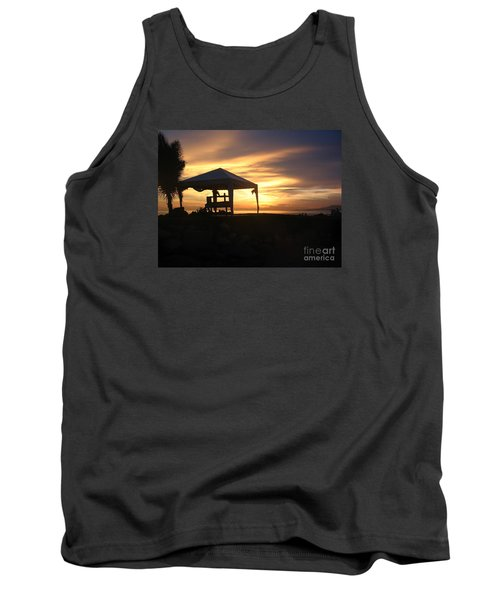 Sunset Massage Tank Top