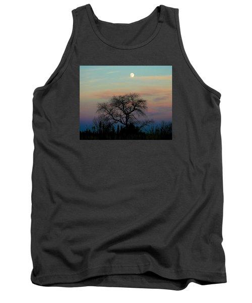 Sunset Moon Tank Top