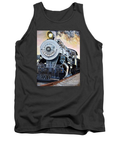 Sunset Of An Era Tank Top