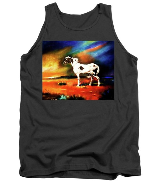 Sunset On The Plains Tank Top