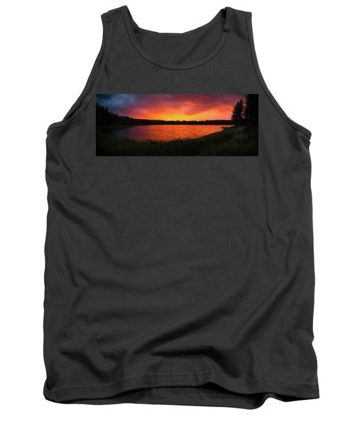 Sunset Panorama Tank Top