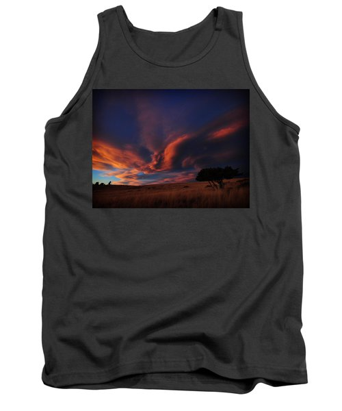 Sunset Plains Tank Top