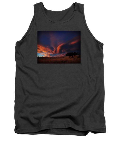 Sunset Plains Tank Top