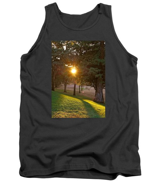 Sunset Retreat Tank Top by Michele Myers