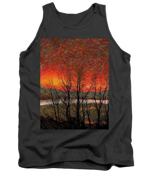 Sunset Soliloquy Tank Top