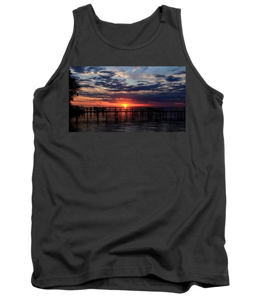 Sunset - South Carolina Tank Top