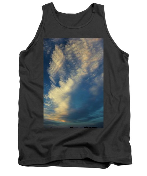 Sunset Stack Tank Top by Karen Slagle