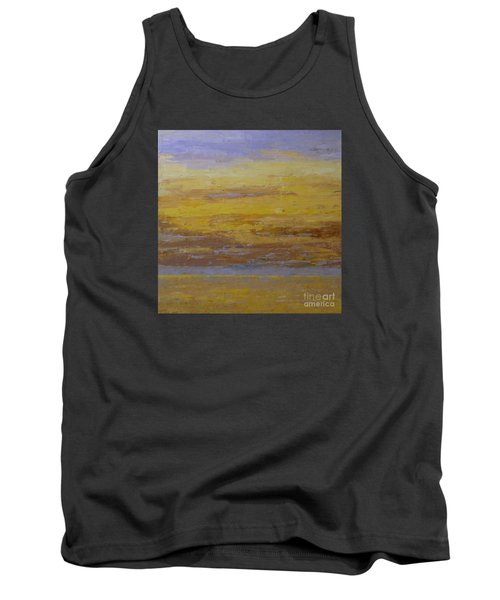 Sunset Storm Clouds Tank Top