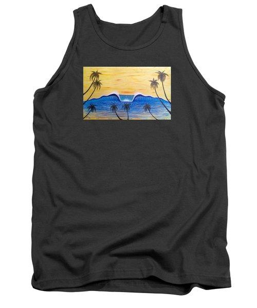 Sunset Surf Dream Tank Top