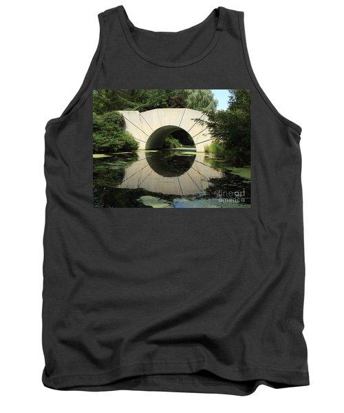 Sunshine Bridge 4 Tank Top by Erick Schmidt