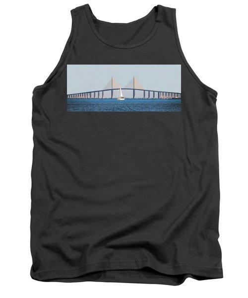 Sunshine Skyway Bridge #2 Tank Top