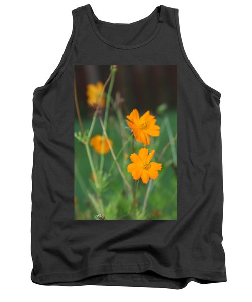 Sunshine To The Mind Tank Top by Vadim Levin