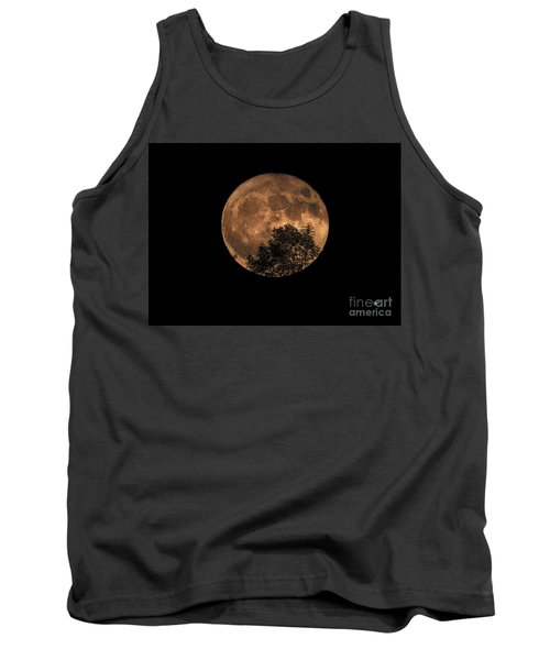 Supermoon Rising Tank Top by Alana Ranney