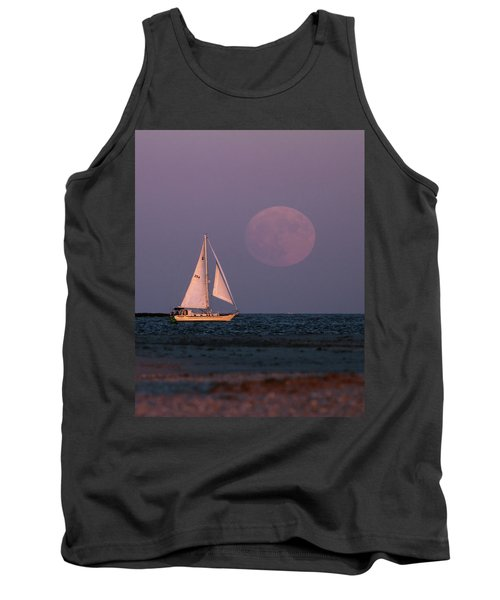 Supermoon Two Tank Top