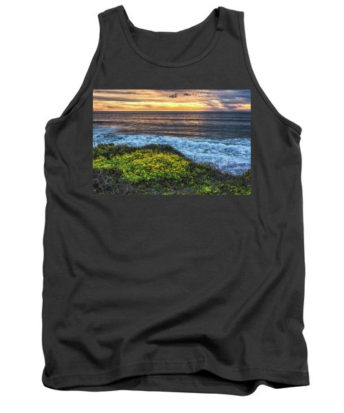 Tank Top featuring the photograph Surf And Turf by Jason Roberts