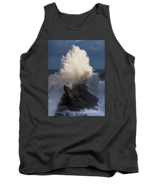 Surf Eruption Tank Top