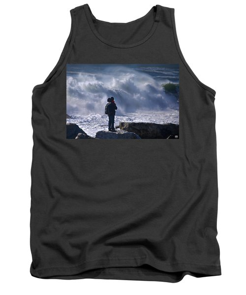 Surf Watcher Tank Top