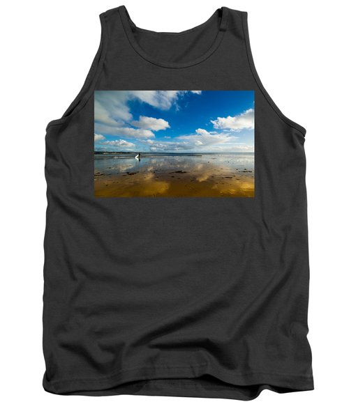 Surfing The Sky Tank Top