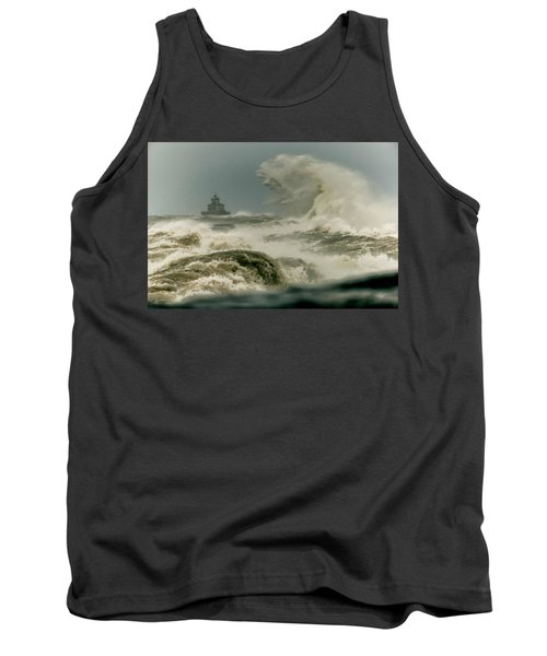Tank Top featuring the photograph Surrender by Everet Regal