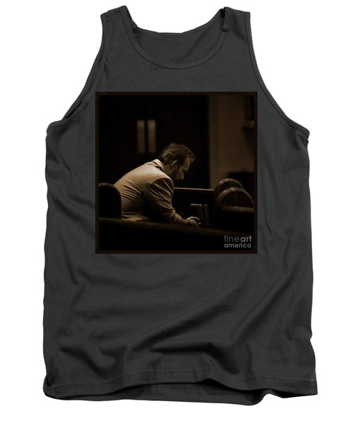 Surrender - Sqaure Tank Top