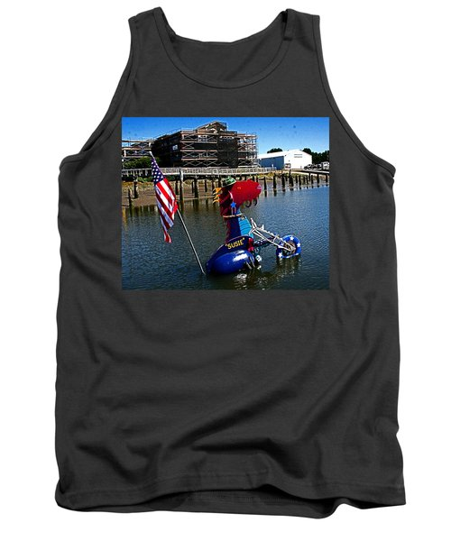 Susie Is A Lady -  Harbor Guardian Tank Top