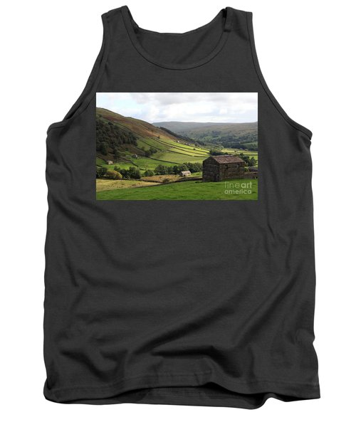 Swaledale  Yorkshire Dales Tank Top