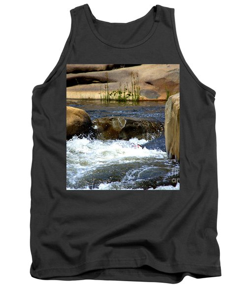 Swallowed Alive Tank Top