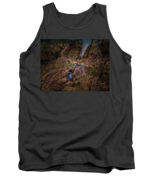 Swamp Tree Tank Top