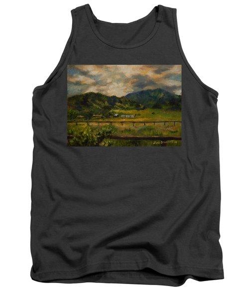 Swan Valley Hillside Tank Top