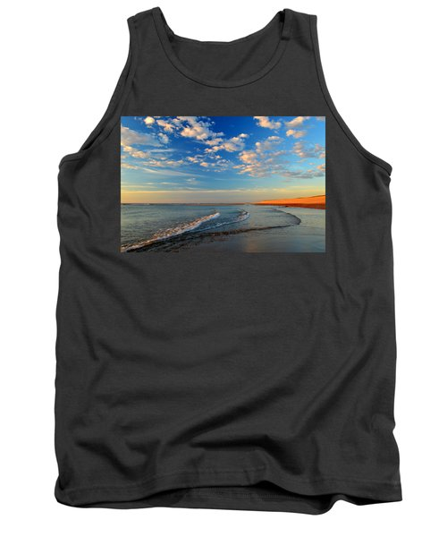 Sweeping Ocean View Tank Top
