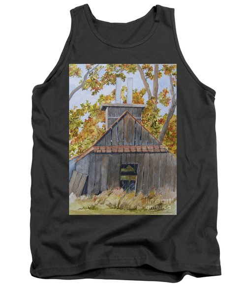Sweet Old Vermont Tank Top by Jackie Mueller-Jones