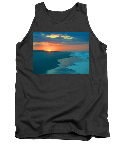 Tank Top featuring the photograph Sweet Sunrise by  Newwwman